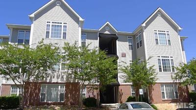 Raleigh, Cary Condo For Sale: 2511 Friedland Place #301