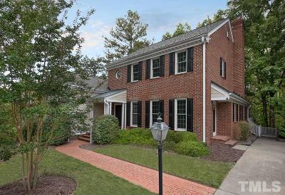 Durham County Single Family Home For Sale: 19 Pennington Place