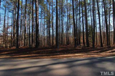 Wake County Residential Lots & Land For Sale: 929 Edgewater Drive