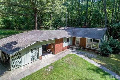 Single Family Home For Sale: 1017 Trailwood Drive