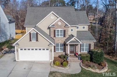 Raleigh Single Family Home For Sale: 9306 Tabriz Point