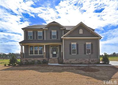 Johnston County Single Family Home For Sale: 265 W Wellesley Drive