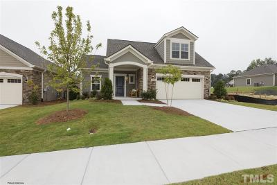 Wake Forest Single Family Home For Sale: 1312 Prevenient Drive