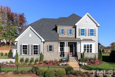 Apex Single Family Home For Sale: 374 Grand Highclere Way #LOT 83