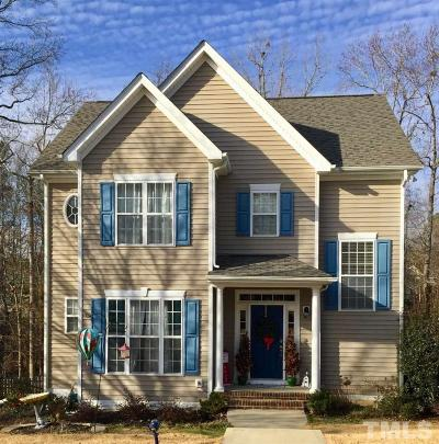 Apex Single Family Home For Sale: 1402 Big Leaf Loop