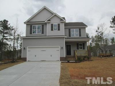 Franklinton NC Single Family Home For Sale: $207,900