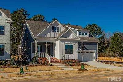 Wake Forest Single Family Home For Sale: 1608 Highpoint Street #288