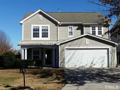 Holly Springs Single Family Home Contingent: 216 Amacord Way