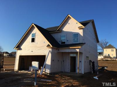 Johnston County Single Family Home For Sale: 288 E Webber Lane