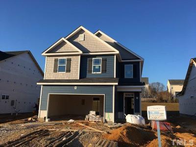 Johnston County Single Family Home For Sale: 300 E Webber Lane