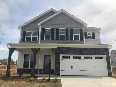Johnston County Single Family Home For Sale: 34 N Stonehaven Way #15