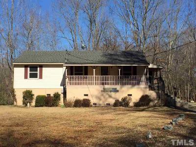 Fuquay Varina Single Family Home For Sale: 5339 Scott Road