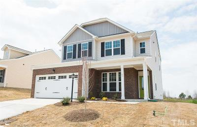 Clayton Single Family Home For Sale: 31 N Stonehaven Way #257