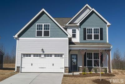 Clayton Single Family Home For Sale: 7 N Stonehaven Way #255