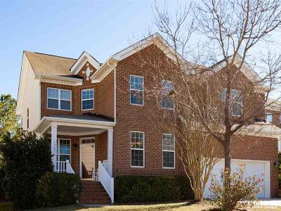 Wake County Single Family Home For Sale: 1325 Lindenberg Square