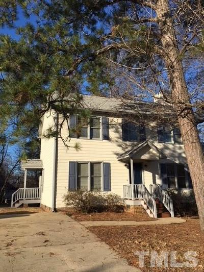 Durham Single Family Home For Sale: 4803 Lazyriver Drive
