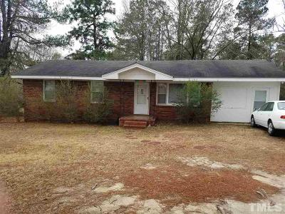 Knightdale Single Family Home For Sale: 1915 Old Crews Road