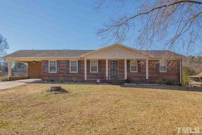 Durham Single Family Home For Sale: 2527 Ardsley Drive
