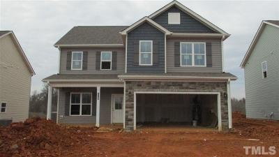 Mebane Single Family Home For Sale: 119 Campaign Drive