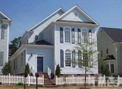 Raleigh Single Family Home For Sale: 1703 Happiness Hill Lane