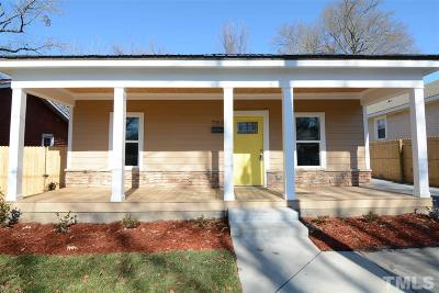 Durham Single Family Home For Sale: 703 Gray Avenue
