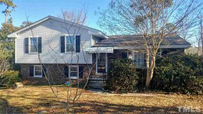 Wake County Single Family Home For Sale: 2312 Blacklan Circle