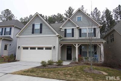 Durham Single Family Home For Sale: 3420 Flat River Drive