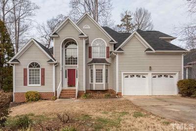 Cary Single Family Home For Sale: 409 Danton Drive