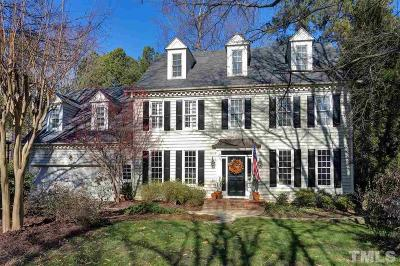 Lochmere Single Family Home Contingent: 107 Padgett Court