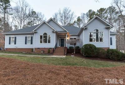 Raleigh Single Family Home For Sale: 2412 Sunnystone Way