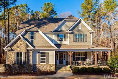 Johnston County Single Family Home For Sale: 154 Hadley Lane