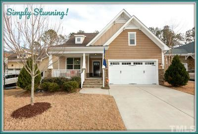 Fuquay Varina Single Family Home For Sale: 508 Apalachia Lake Drive