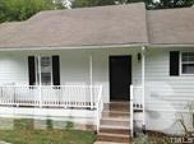 Durham County Single Family Home For Sale: 841 Riverbark Lane