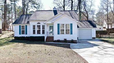Knightdale Single Family Home Contingent: 301 Southampton Drive