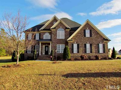 Knightdale Single Family Home For Sale: 8408 Tadmore Lane