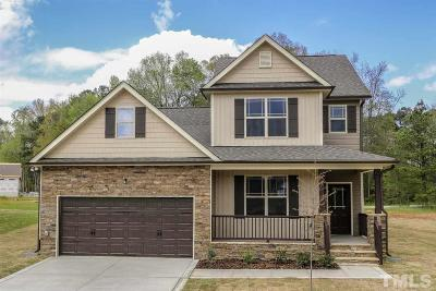 Clayton Single Family Home For Sale: 167 Fairview Street