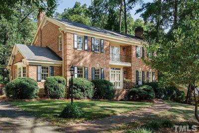 Single Family Home Pending: 408 Hillandale Drive
