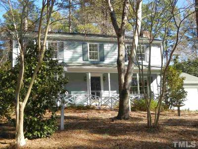 Wake County Single Family Home For Sale: 6432 Lakeland Drive