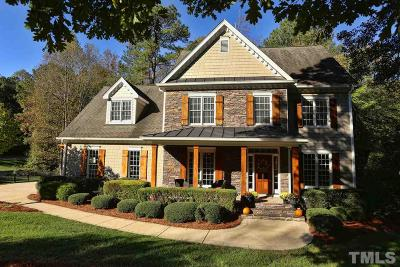 Wake Forest Single Family Home For Sale: 8405 Chelridge Drive