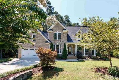 Fuquay Varina, Holly Springs Single Family Home For Sale: 7205 Duncans Ridge Way