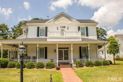 Harnett County Single Family Home For Sale: 506 S Layton Avenue
