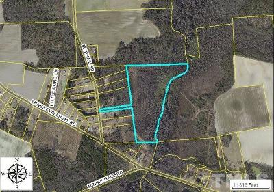 Sampson County Residential Lots & Land For Sale: 125 McPhail Road