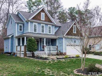 Pittsboro Single Family Home Contingent: 192 Chatham Mill Road
