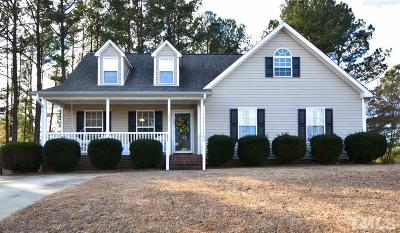 Johnston County Single Family Home For Sale: 552 Tralee Drive