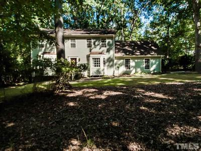 Raleigh Single Family Home For Sale: 11200 Coachmans Way