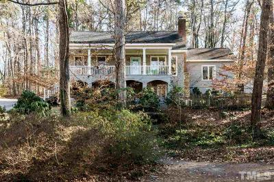 Raleigh Single Family Home Contingent: 5104 North Hills Drive