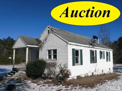 Sanford Single Family Home For Sale: 230 Hoover Road