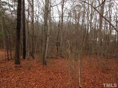 Wake County Residential Lots & Land Contingent: 4724 Sunset Lake Road