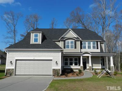Johnston County Single Family Home For Sale: 165 Bornean Drive