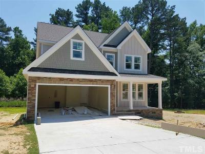 Wake Forest Single Family Home For Sale: 1708 Castling Court